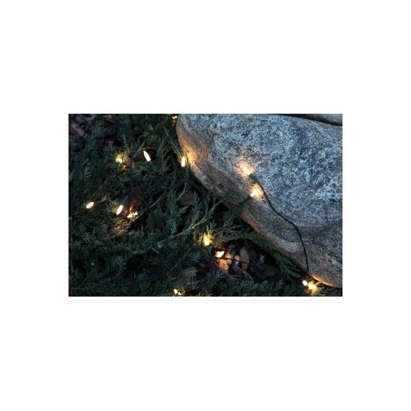 Zewnętrzne   Lampki choinkowe Best Season Warm White, 40 światełek