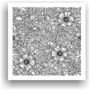 Obraz do kolorowania 88, 50x50 cm