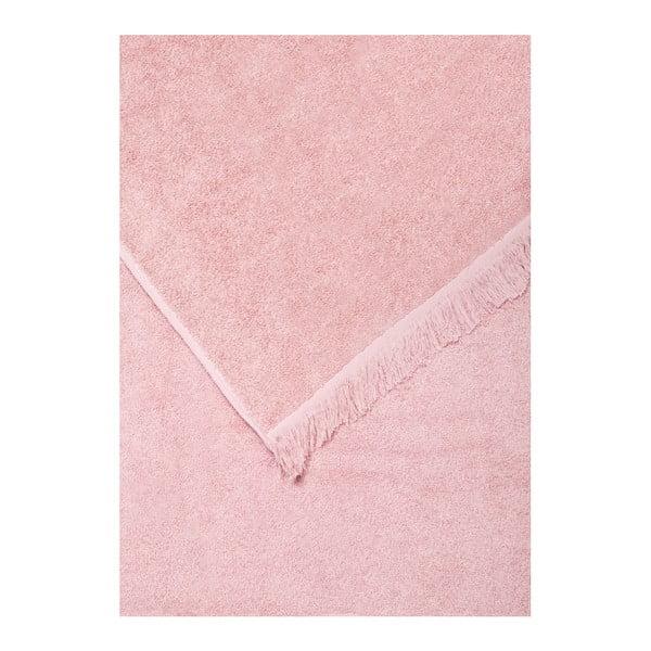 Zestaw 8 różowych ręczników i ręczników kąpielowych Casa Di Bassi Bath