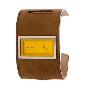 Skórzany zegarek damski Axcent X69911-736