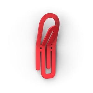 Czerwony haczyk Clip