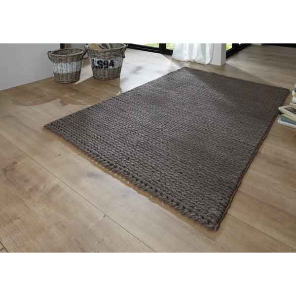 Dywan Circolare Grey, 170x240 cm