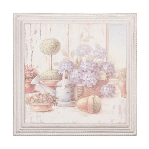 Obrazek Violets 31x31 cm