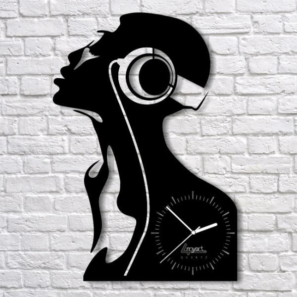 Zegar ścienny Music
