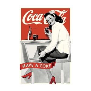Plakat Have a coke, 61x91 cm