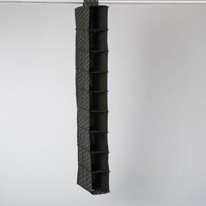 Organizer tekstylny Compactor Garment Black 9 Rack