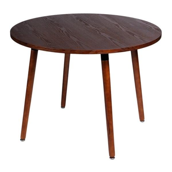 Stół D2 Copine, 80 cm, orzech