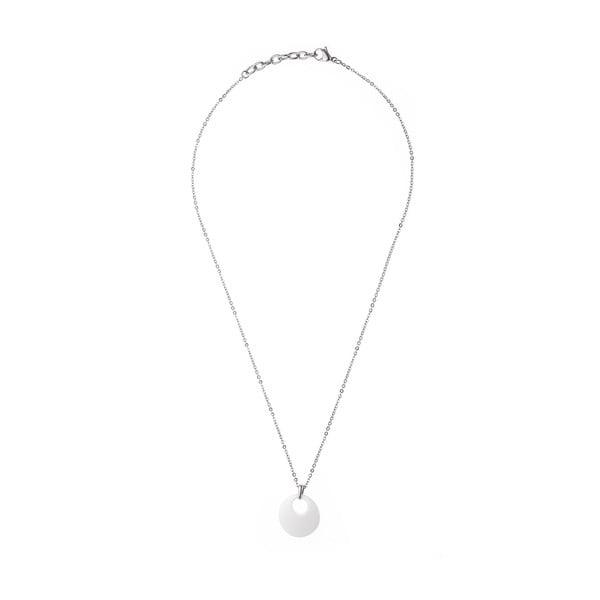 Naszyjnik Chain Pure White
