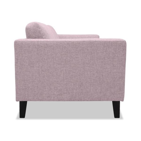 Różowa sofa 2-osobowa Vivonita Monroe