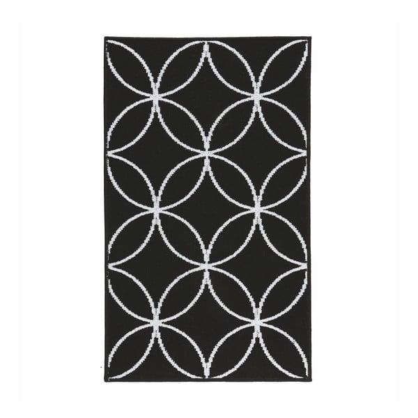 Ręcznik Pablo Black, 67x100 cm