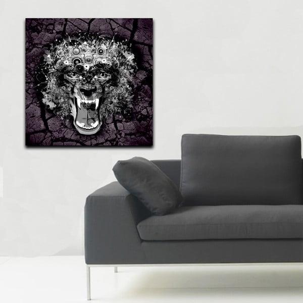 Obraz Drapieżnik, 60x60 cm