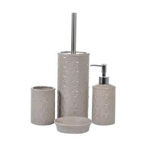 Zestaw łazienkowy Ornament Grey