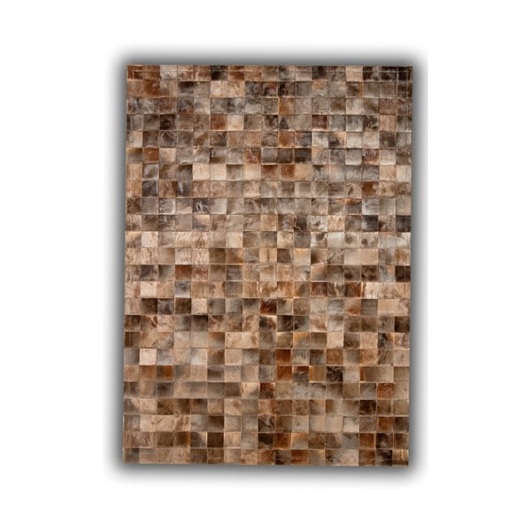 Dywan skórzany Blesbok, 140x200 cm