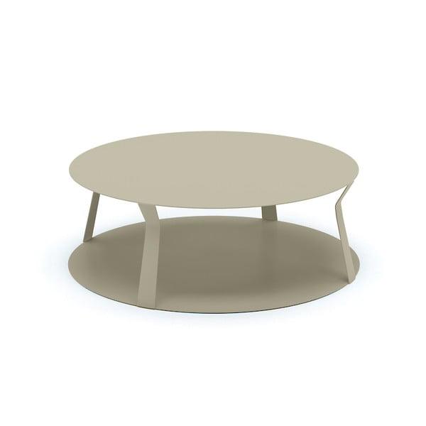 Jasnobeżowy stolik MEME Design Large Freeline