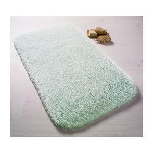 Miętowy dywanik łazienkowy Confetti Bathmats Miami, 67x120 cm