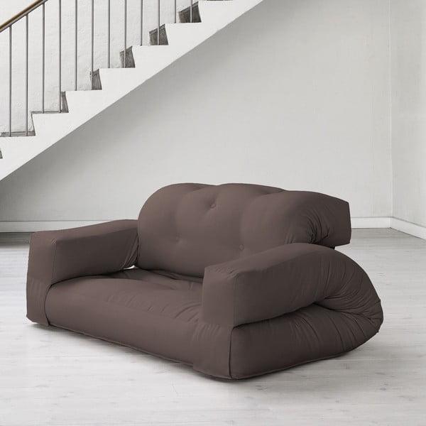 Sofa rozkładana Karup Hippo Brown
