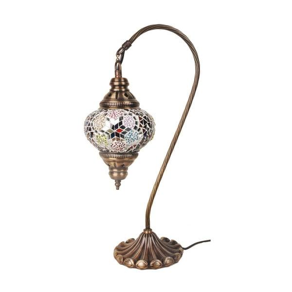 Szklana lampa Fishing XIV, 13 cm