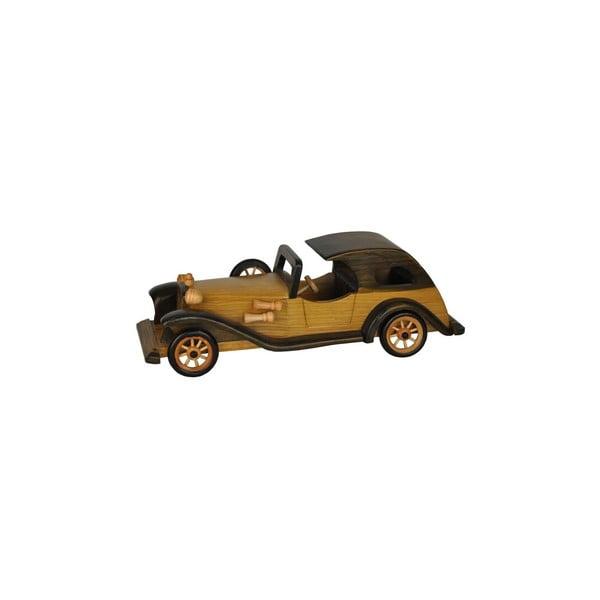 Drewniana dekoracja Bettina Automobil