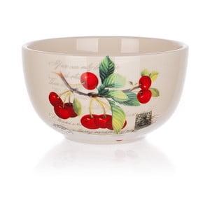 Miska ceramiczna Banquet Cherry, 12,5 cm
