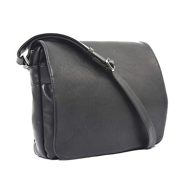 Torba na laptop Bobby Black - Black, 36x29 cm