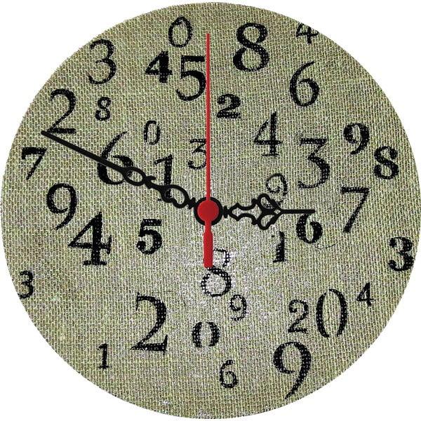 Zegar ścienny Choose Time, 30 cm