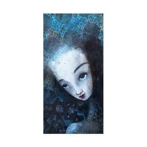 Plakat autorski: Léna Brauner M, 35x60 cm
