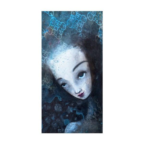Plakat autorski: Léna Brauner M, 60x103 cm