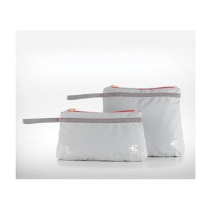 Plażowa torebka Mani Kopu 5 l, szara