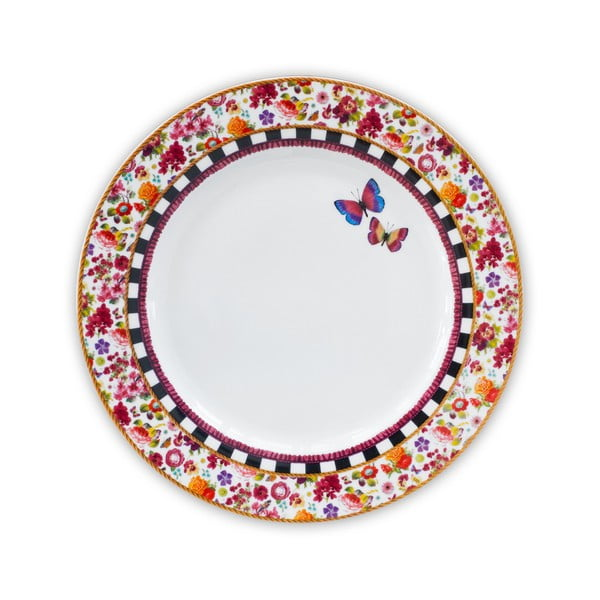 Talerz porcelanowy Melli Mello Isabelle, 26.5 cm