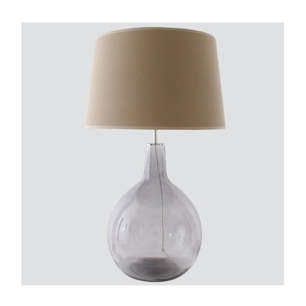 Lampa stołowa Avelino, beżowa