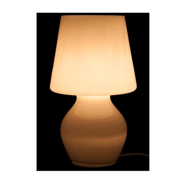 Lampa stołowa Harm Glass, 22x37 cm