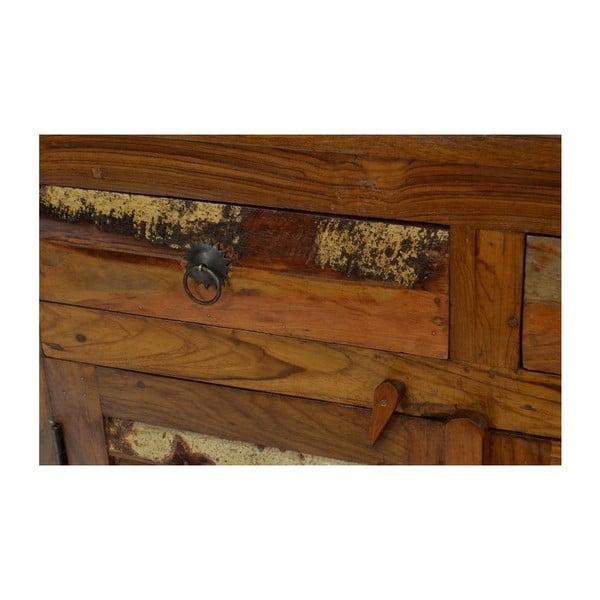 Komoda drewniana India, 90 cm