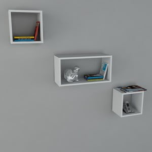 Półka Box Book White
