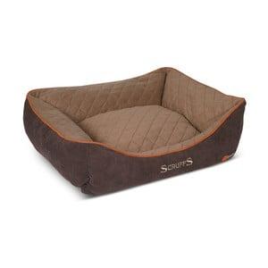 Legowisko dla psa Thermal Bed 75x60 cm, brązowe