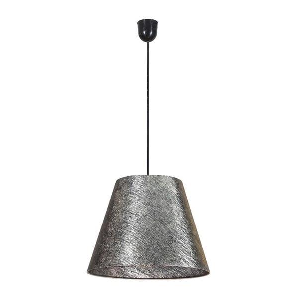 Lampa sufitowa Platino, srebrna