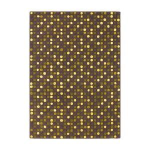 Wełniany dywan Bernadette, 60x120 cm