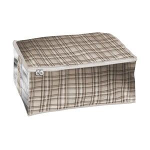 Pudełko Tartan, 40x60x25 cm