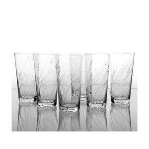 Zestaw 6 szklanek Wielichna 480 ml