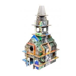 3D model do składania 4w1 City