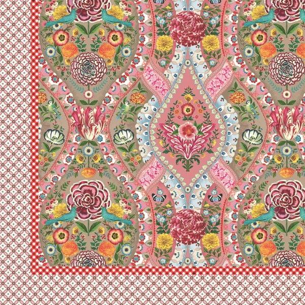 Pościel Melody Khaki, 140x200 cm