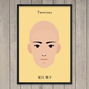 """Plakat """"Tripitaka"""", 29,7x42 cm"""