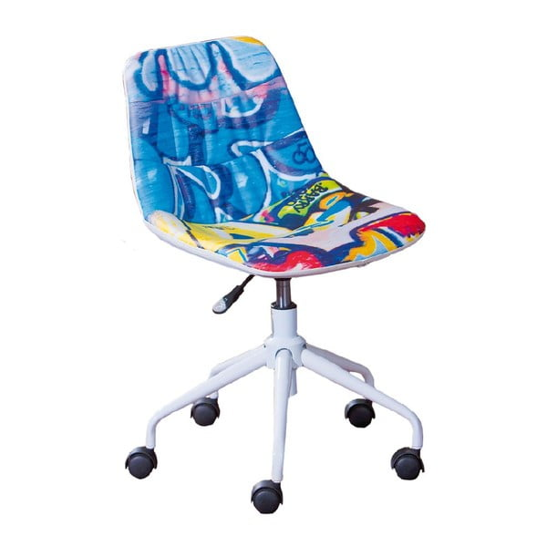 Krzesło biurowe Murales Graffiti