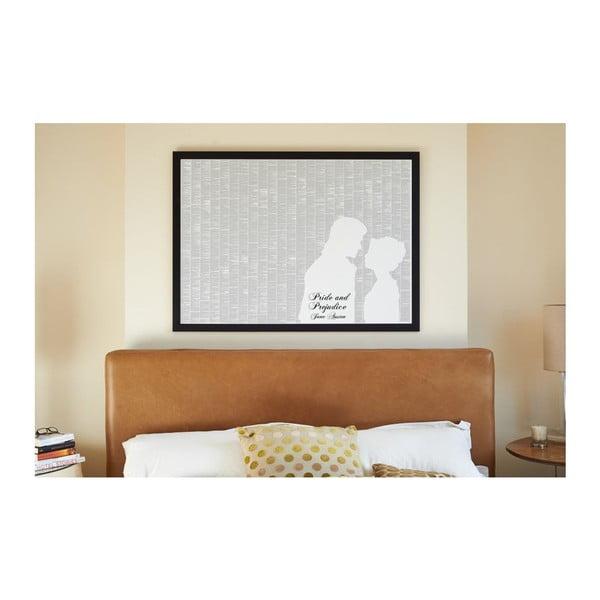"""Plakat """"O czym szumią wierzby"""", 100x70 cm"""
