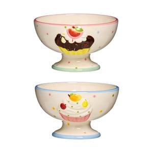 Zestaw misek śniadaniowych Premier Housewares Cupcake Dessert