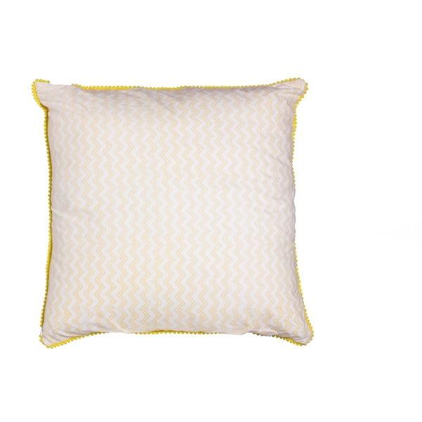 Poszewka na poduszkę Poma Grey, 45x45 cm