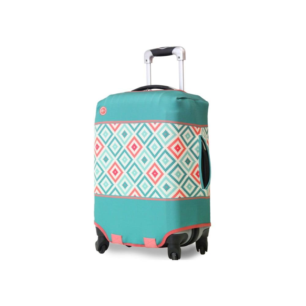 6547941115098 Pokrowiec na walizkę Dandy Nomad Aquapulco, rozm. M | Bonami