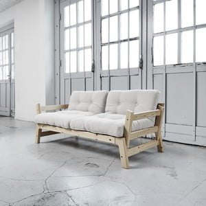 Sofa rozkładana Karup Step Natural/Vision