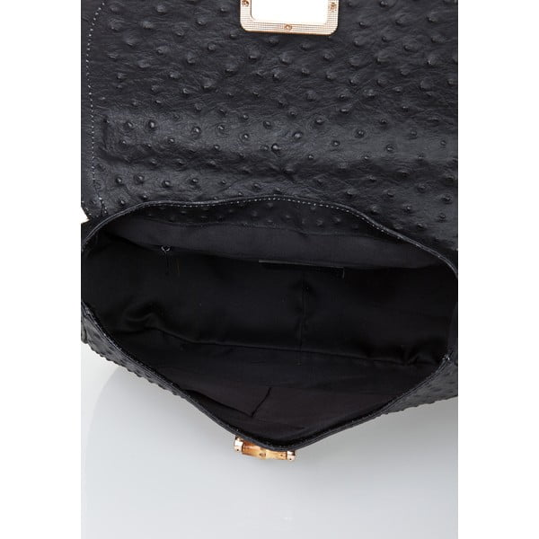 Skórzana torebka Markese 7022 Black