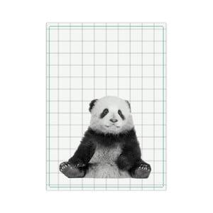 Ścierka kuchenna Present Time Panda