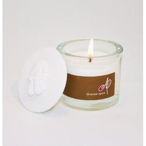 Aromatyczna świeczka THD Fragnances, przyprawy orientalne